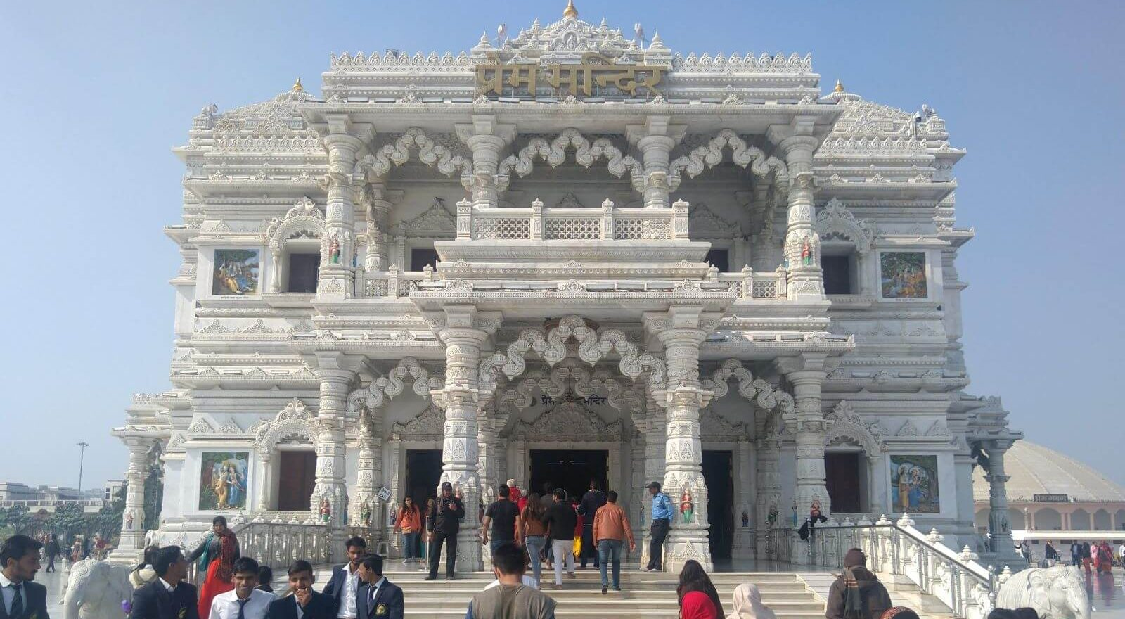 places to visit in mathura