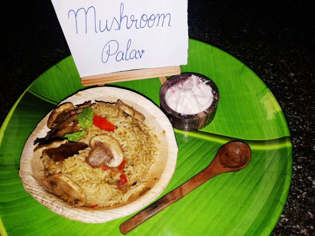 Mushroom Palau